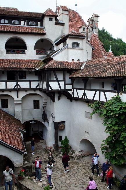 Zdj�cia: Bran, Transylwania, Zamek Draculi, RUMUNIA