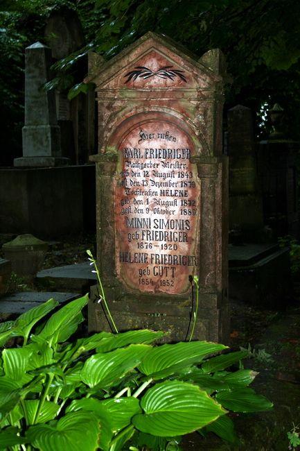 Zdjęcia: Sighisoara, Transylwania, Cmentarz ewangelicki, RUMUNIA