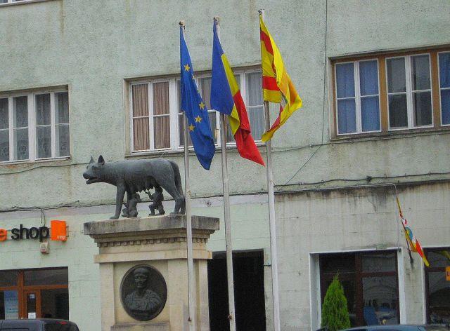 Zdjęcia: Sigishoara, Transylwania, Wilczyca , RUMUNIA