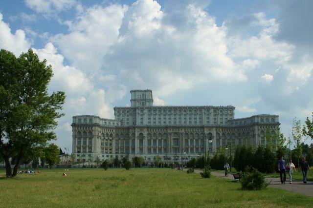 Zdjęcia: Bukareszt, Pałac dyktatora, RUMUNIA