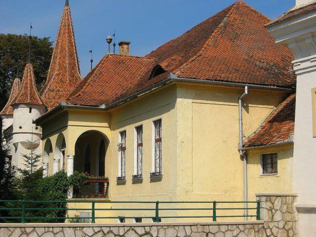 Zdjęcia: Brasov, Transylwania, Dawna cytadela obecnie Muzeum Historyczne Braszowa, RUMUNIA