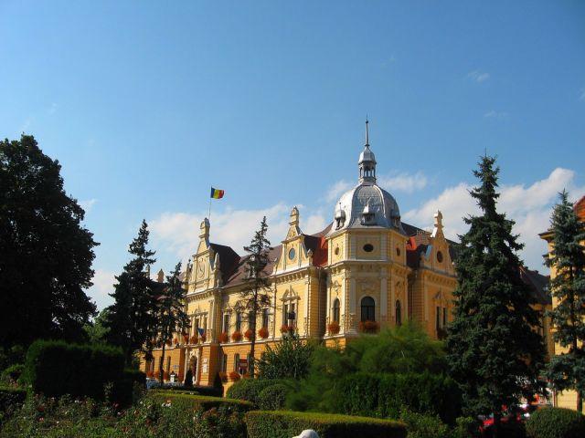 Zdjęcia:  Brasov, Transylwania, Budynek poczty, RUMUNIA