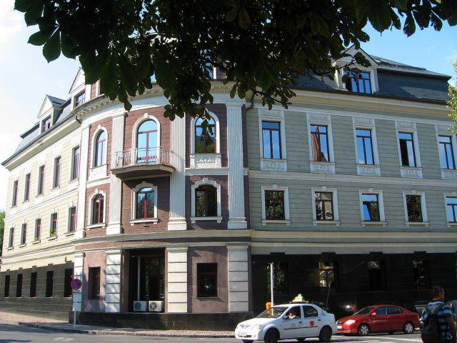 Zdjęcia:  Brasov, Transylwania, kiedyś był to piękny, stylowy hotel PARK..., RUMUNIA