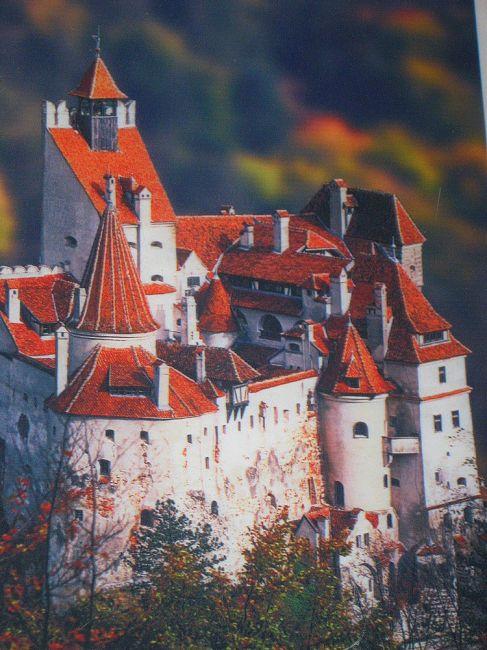 Zdjęcia:  Bran, Transylwania, Zamek Bran [na ilustracji] - ekspozycja muzeum, RUMUNIA