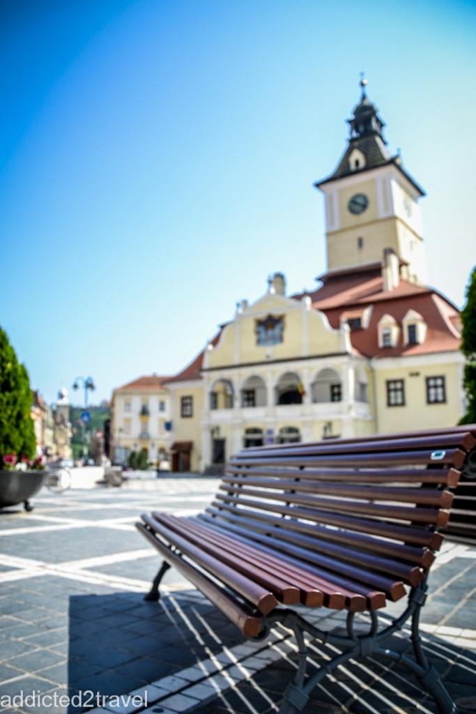 Zdjęcia: Braszów, Braszów, Starówka w Braszowie, RUMUNIA