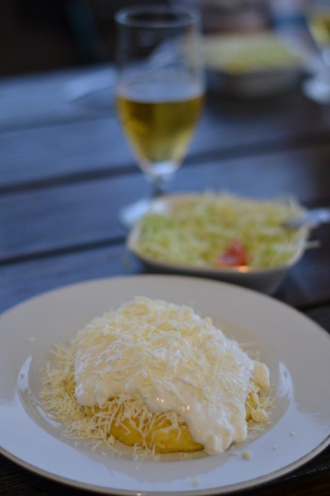 Zdjecia Maramuresz Mamalyga Rumunska Kuchnia Rumunia