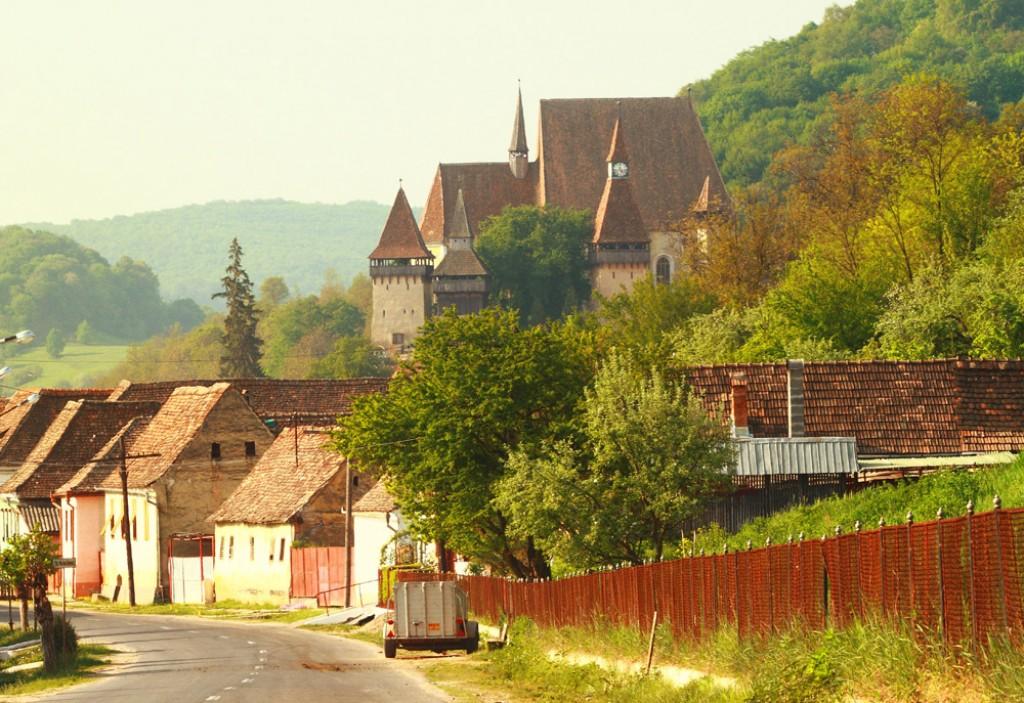 Zdjęcia: Biertan, Siedmiogród, Kośiół warowny Biertan, RUMUNIA