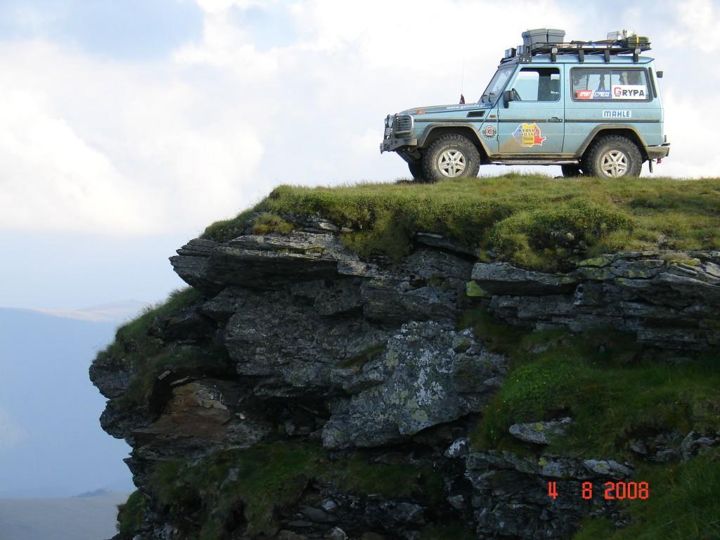 Zdjęcia: W górach nieopodal DN67C, Sybin, konkurs TAM WRÓCĘ!, RUMUNIA