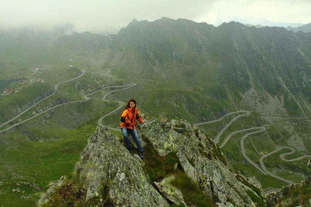 Zdjęcia: Góry Fogaraskie, Transylwania, Góry Fogarskie, RUMUNIA