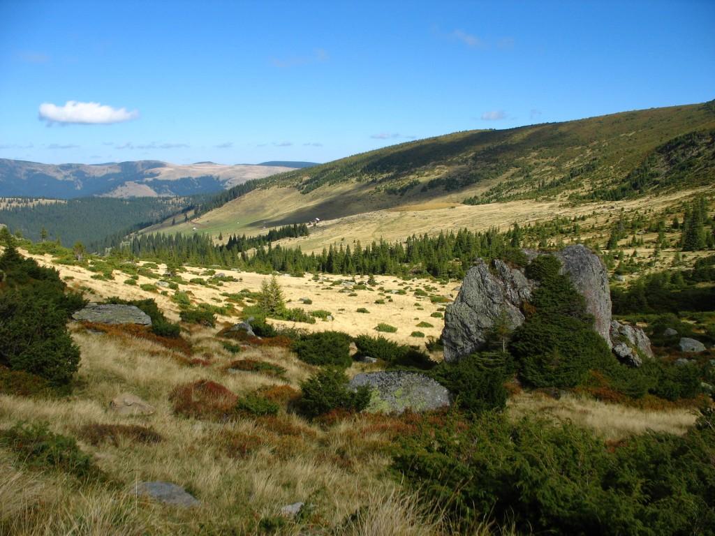 Zdjęcia: góry Rodniański, Marmarosz, Przestrzeń w górach, RUMUNIA