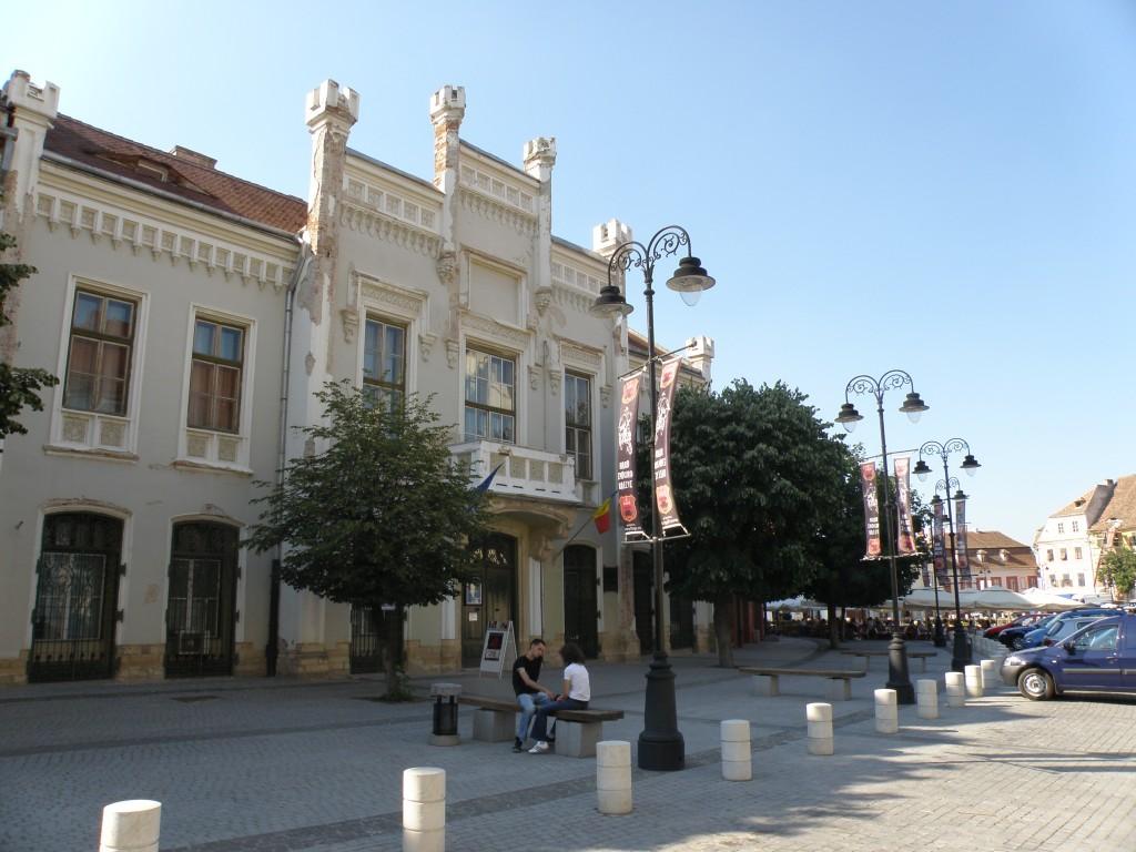 Zdjęcia: SYBIN , SYBIN , SYBIN , RUMUNIA