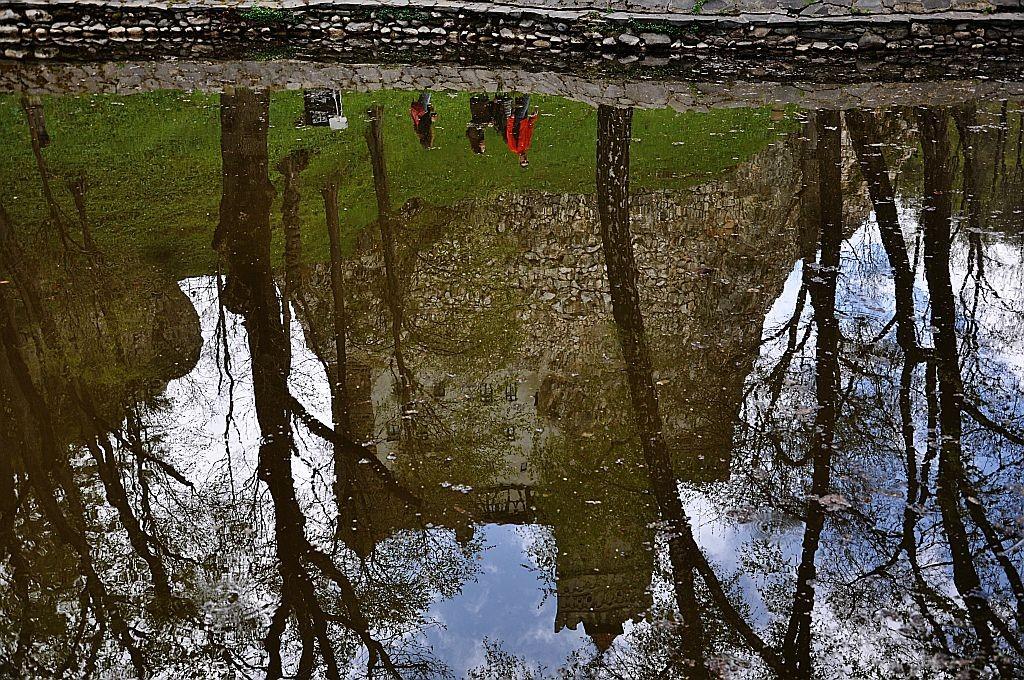 Zdjęcia: Bran, Siedmiogród, Zamek Bran, RUMUNIA