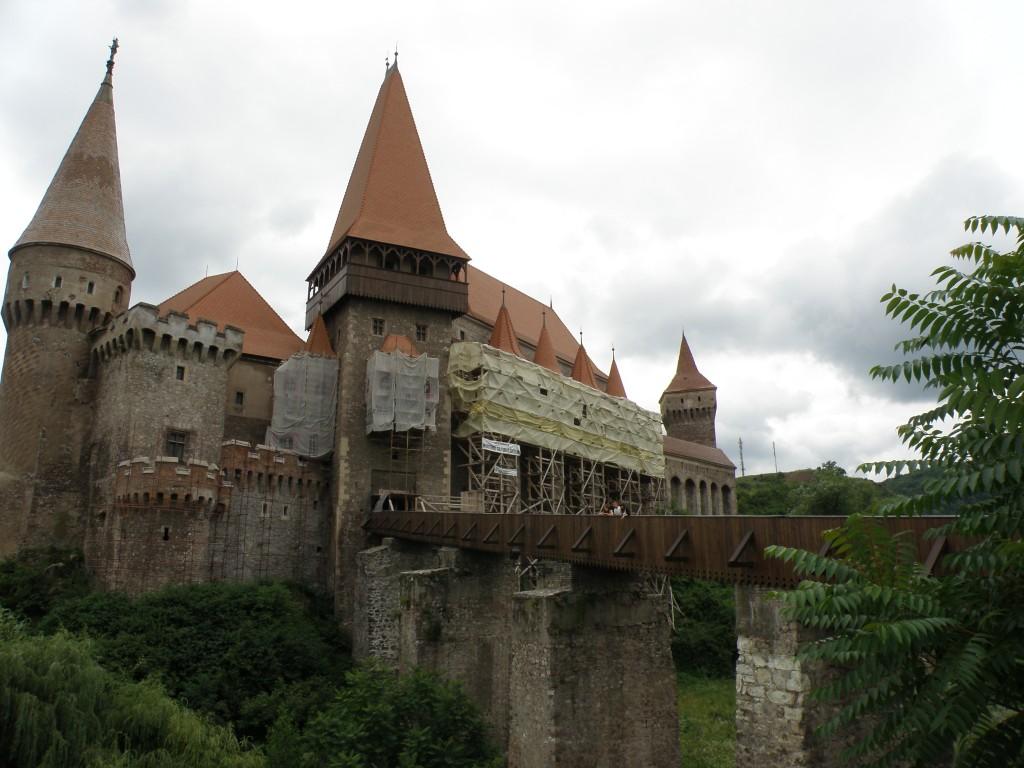 Zdjęcia: HUNEDOARA , HUNEDOARA , ZAMEK  , RUMUNIA