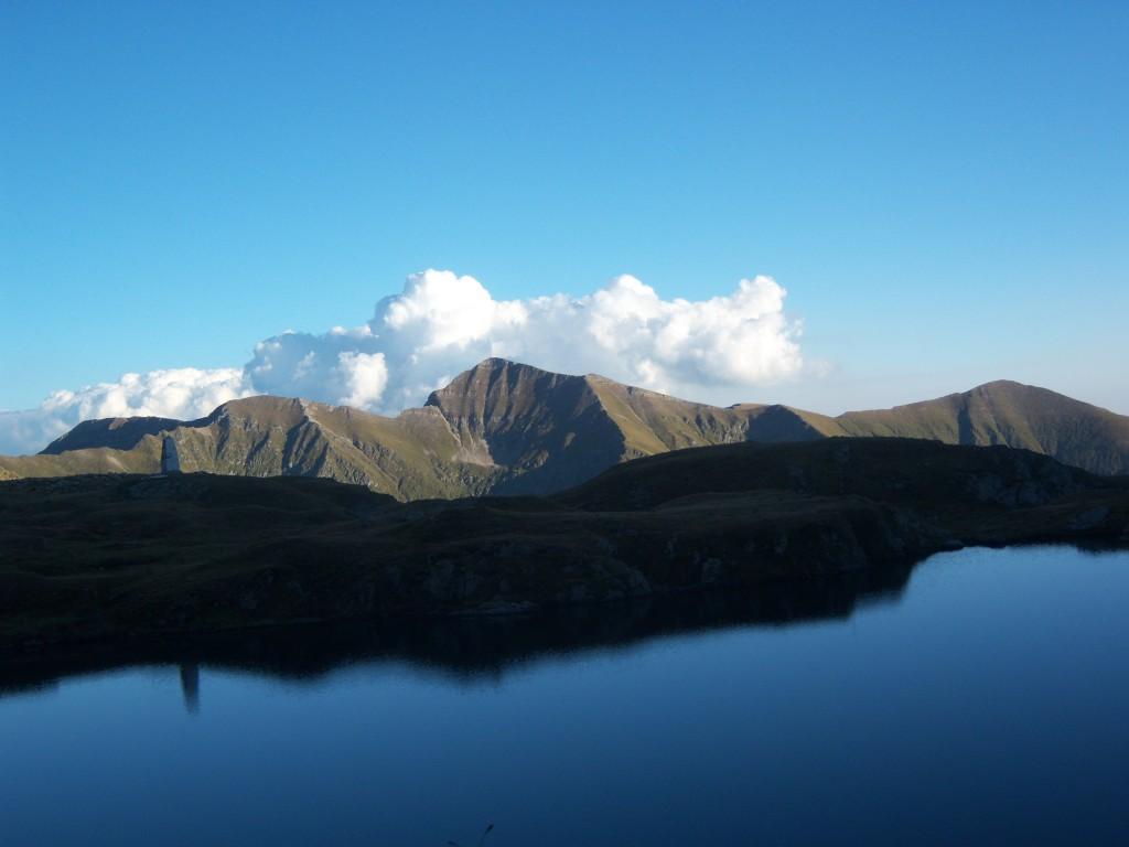 Zdjęcia: Fogarasze, Karpaty Południowe, Chmury, RUMUNIA