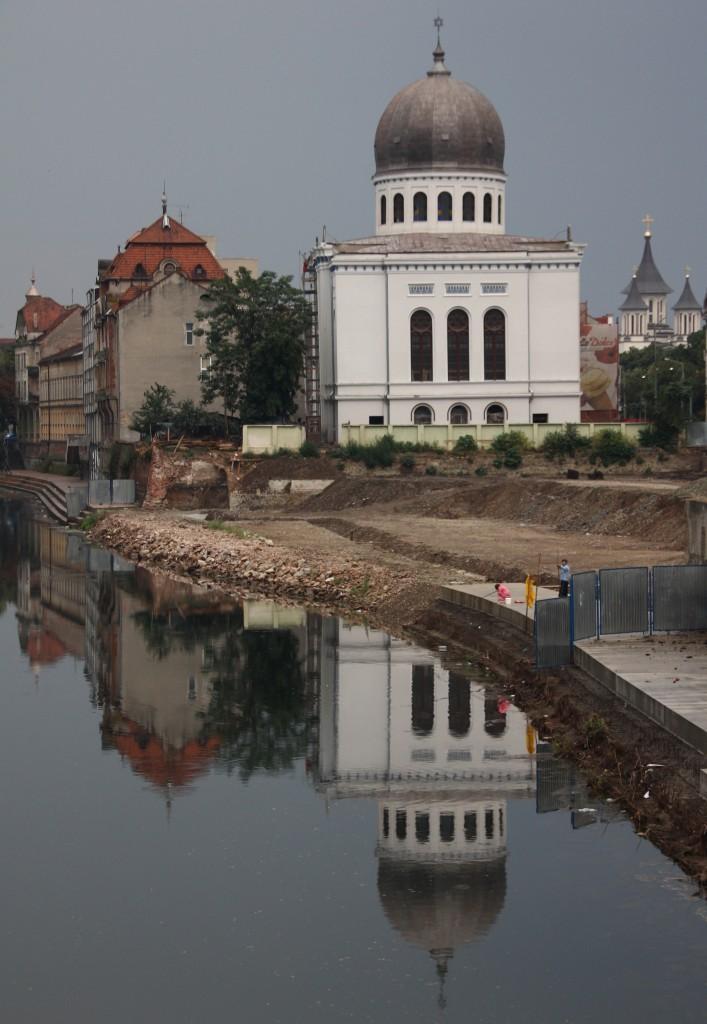 Zdjęcia: Oradea, Północ, Synagoga, RUMUNIA