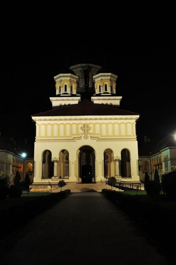Zdjęcia: Alba Iulia, Okręg Alba, Cerkiew, RUMUNIA