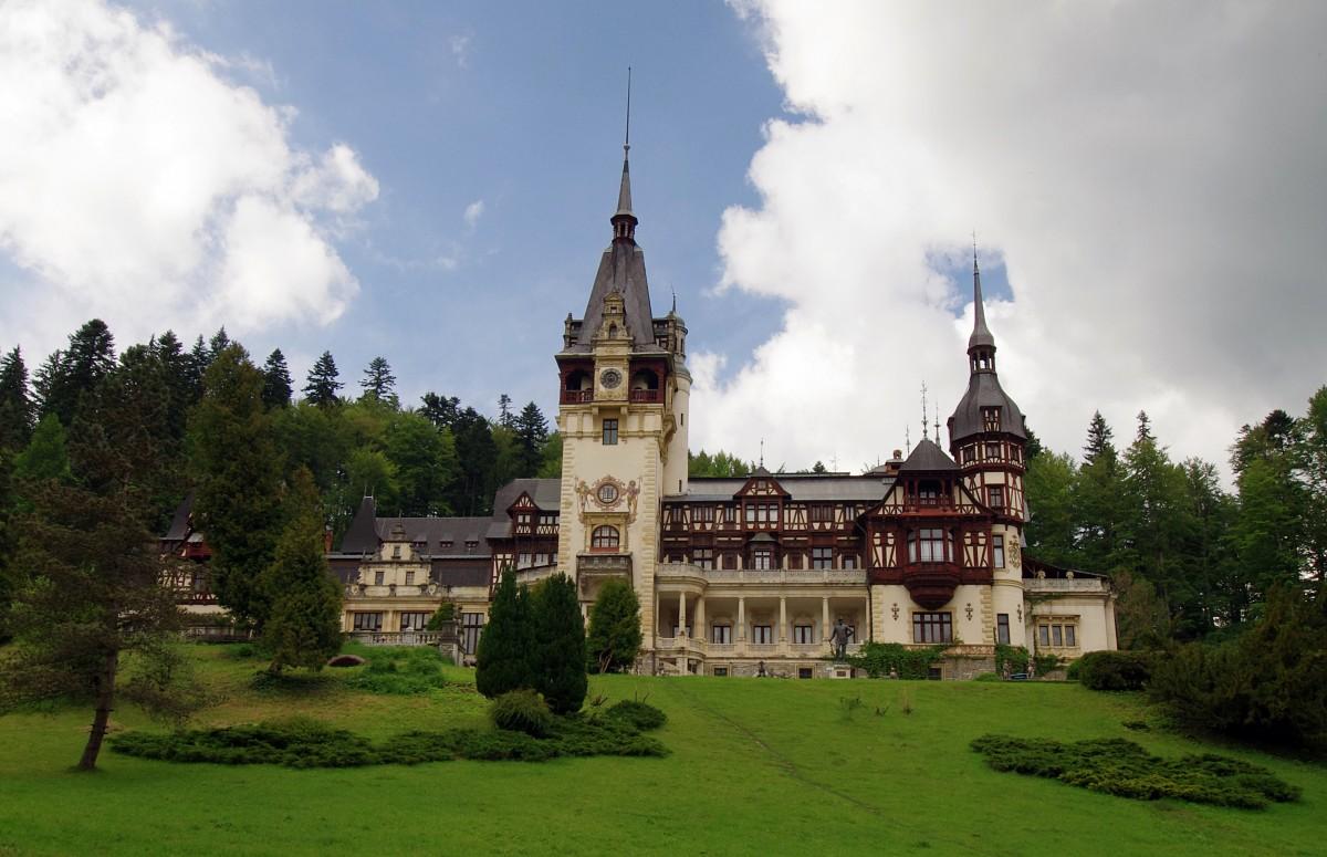 Zdjęcia: Sinaia, Okręg Prahova, Castelul Peleş, RUMUNIA