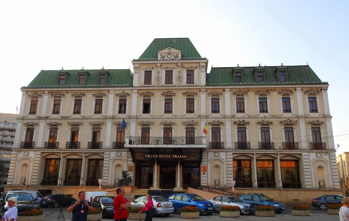Zdjęcia: Jassy, Rumunia, Grand Hotel Trajan, RUMUNIA