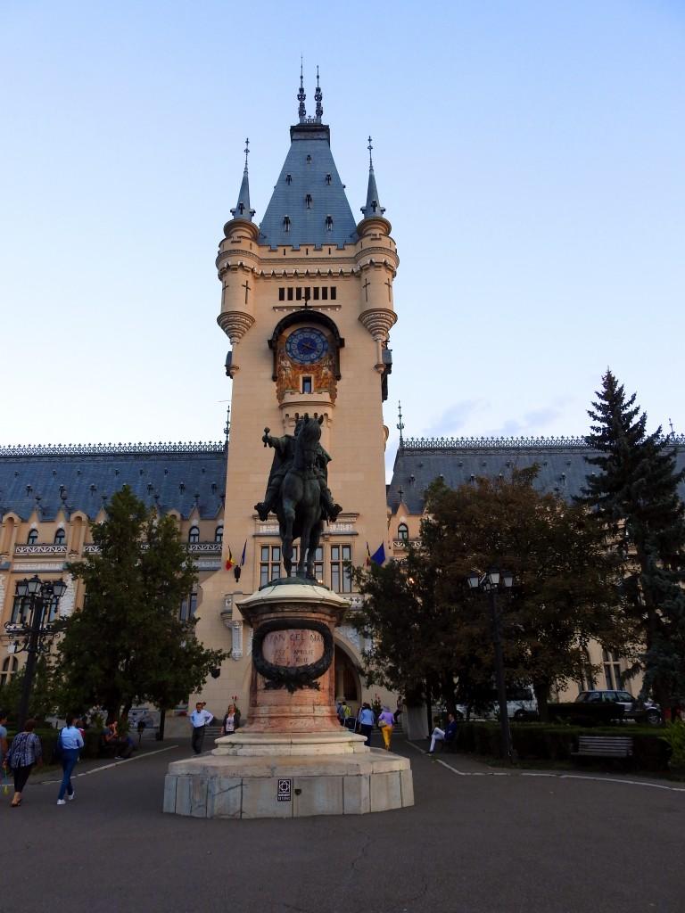 Zdjęcia: Jassy, Rumunia, Pałac Kultury, RUMUNIA