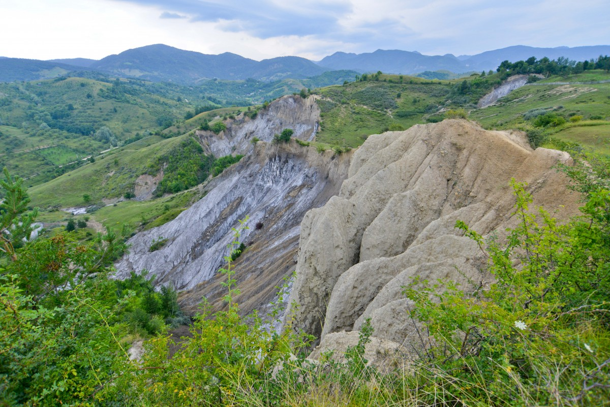 Zdjęcia: Muntele de sare, Manzalesti, Góry Solne, RUMUNIA
