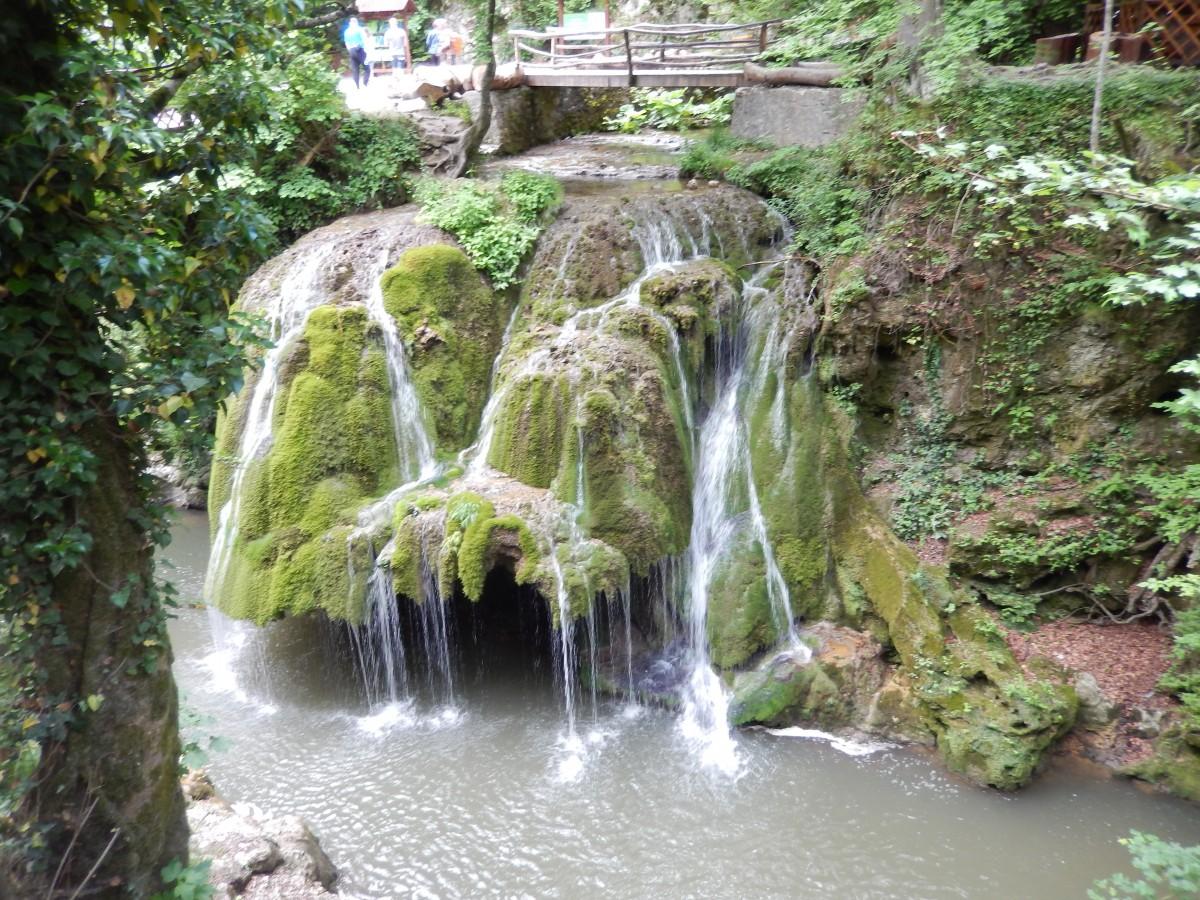Zdjęcia: Bigar Falls, Caras-Severin, Wodospad, RUMUNIA