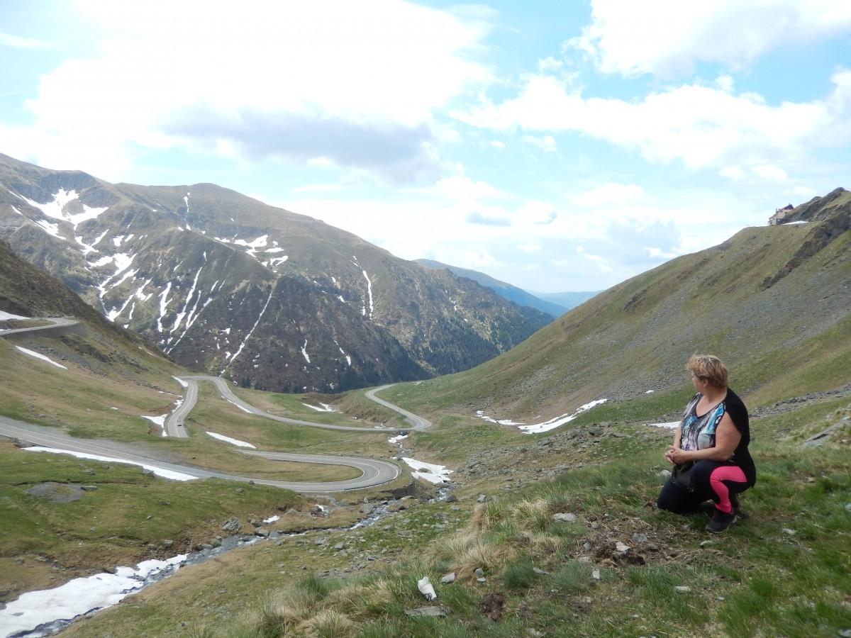 Zdjęcia: Transalpina, Transylwana, Droga przez góry, RUMUNIA