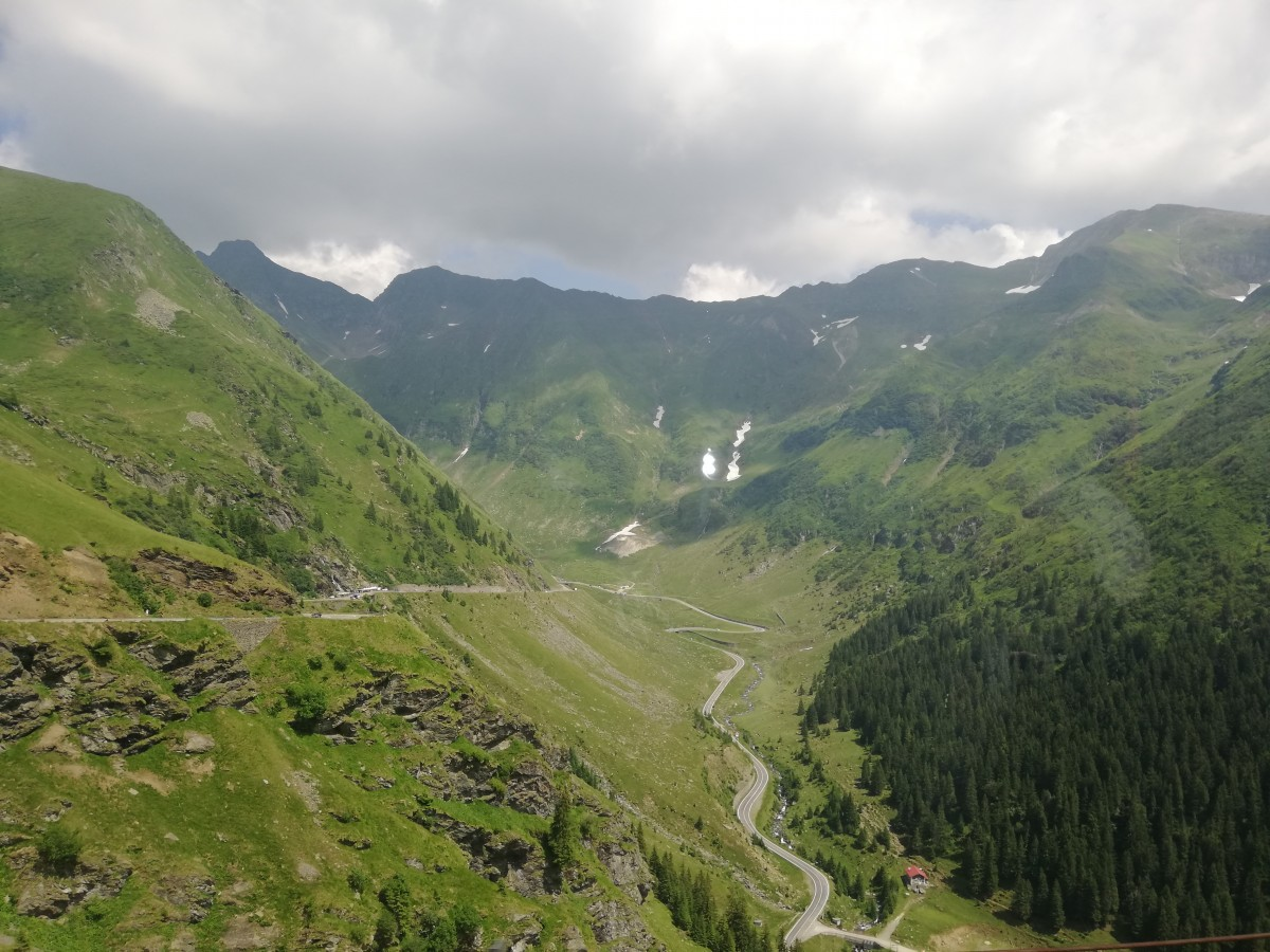 Zdjęcia: Góry fagarskie, Rumunia, Karpaty Rumunskie, RUMUNIA