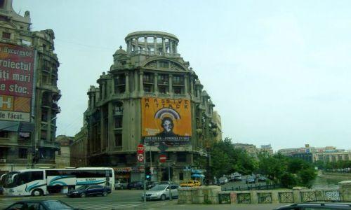 Zdjęcie RUMUNIA / - / Bukareszt / Bukareszt wielkomiejski