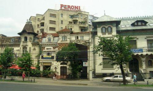 Zdjęcie RUMUNIA / - / Bukareszt / Co jest stare a co nowe ?