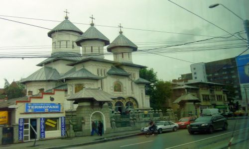 Zdjecie RUMUNIA / - / Bukareszt / Cerkwie Bukaresztu