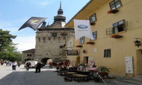 Zdjęcie RUMUNIA / -Transylwania / Sigisoara / Sigisoara
