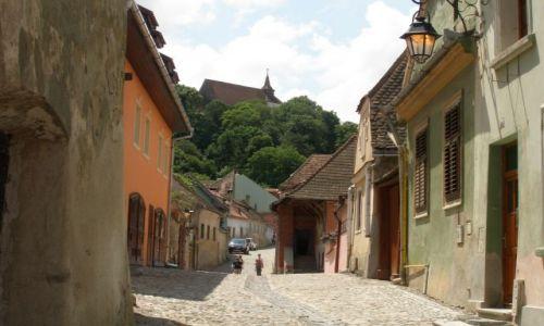 Zdjecie RUMUNIA / -Transylwania / Sigisoara / Klimaty Sigisoary