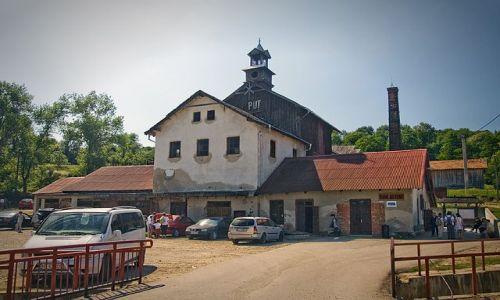 Zdjęcie RUMUNIA / Bukowina / Kaczyka / Kopalnia soli w Kaczyce