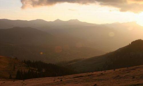 RUMUNIA / Bukowina / Maramuresz / Góry / Na szlaku