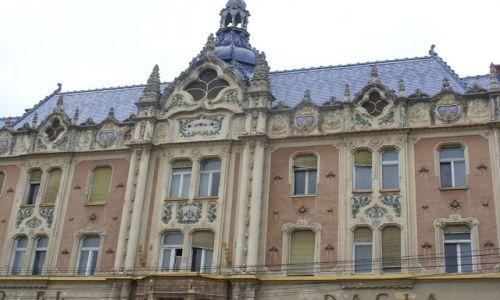 Zdjecie RUMUNIA / Maramuresz / Satu Mare / Hotel Dacia przypomina czasy dawnej świetności