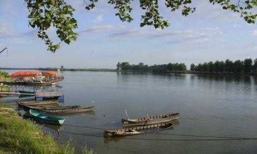 Zdjecie RUMUNIA / Dobrudża / Delta Dunaju / Mahmudia w oczekiwaniu na globtroterów