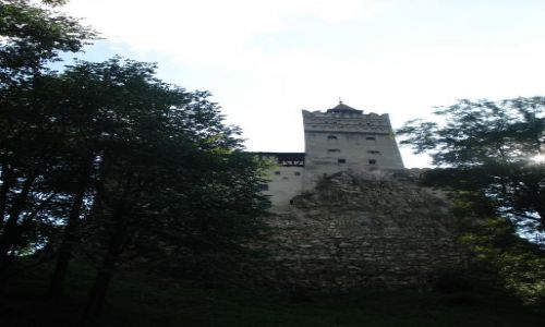 Zdjecie RUMUNIA / - / BRAN / ZAMEK DRAKULI