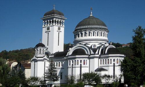 Zdjecie RUMUNIA / Transylwania / Sighisoara / cerkiew