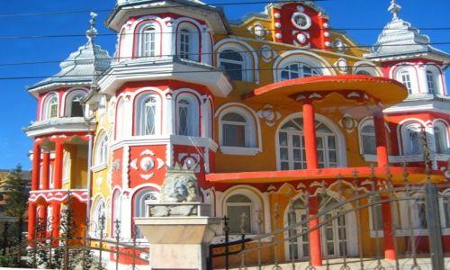 Zdjecie RUMUNIA / Transylwania / okolica Oradei / Romski pałac