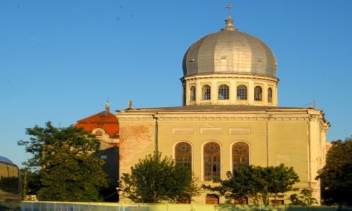 Zdjecie RUMUNIA / Transylwania / Oradea / Synagoga