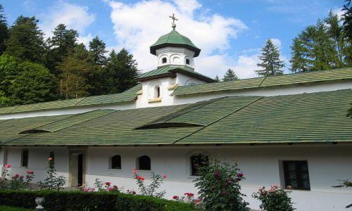 Zdjęcie RUMUNIA / Transylwania / Sinaia / klasztor