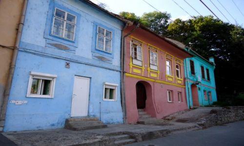 Zdjęcie RUMUNIA / Transylwania / Sighisoara / najstarsze zabytki Starego Miasta
