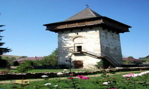 Zdjecie RUMUNIA / Bukowina / malowane klasztory / Rumunia Basi D.