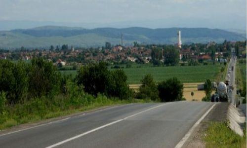 Zdjęcie RUMUNIA / Okolice  Cluj / Okolice  Cluj / Droga