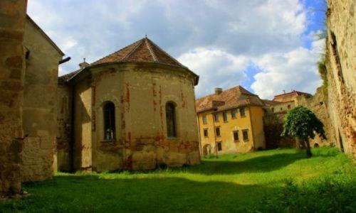 Zdjęcie RUMUNIA / Okolice  Cluj / Okolice  Cluj / Klasztor