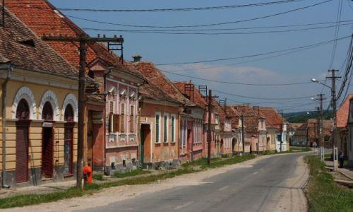 Zdjecie RUMUNIA / Transylwania / Biertan / Gdzieś w Rumuni...
