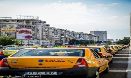 RUMUNIA / Bukareszt / Bukareszt / Wielkomiejska atmosfera