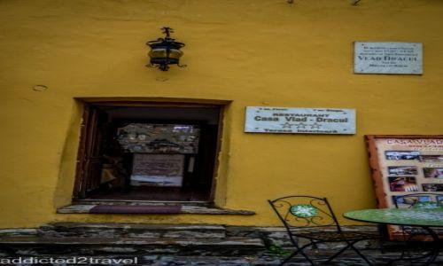 RUMUNIA / Transylwania / Sighisoara / Dom narodzin Drakuli