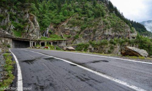 RUMUNIA / Transylwania / trasa transfagaraska / Trasa transfagaraska