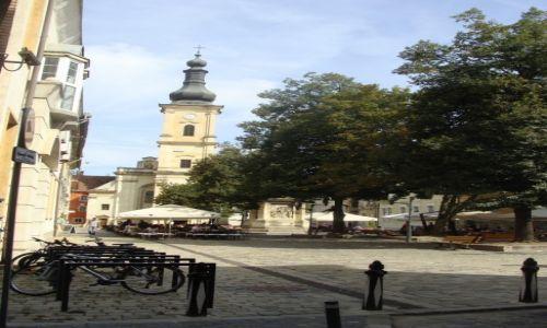 Zdjecie RUMUNIA / Transylwania / Kluż-Napoka / Plac Muzealny